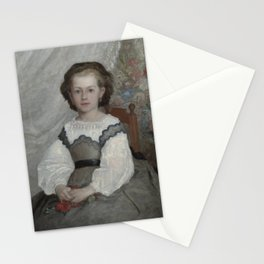 Mademoiselle Romaine Lascaux Stationery Cards