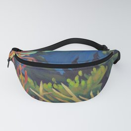 Rocky Mountain Views Fanny Pack