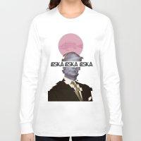 kingdom hearts Long Sleeve T-shirts featuring Kingdom by LOSKA