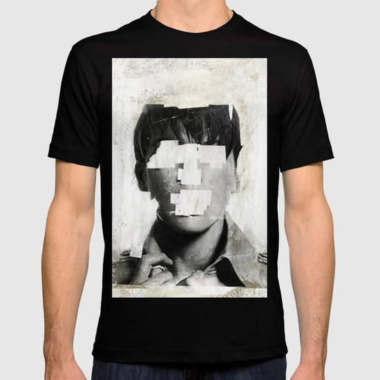 Faceless   number 02 T-shirt
