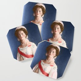 Olga Romanov - 1910 Formal Coaster