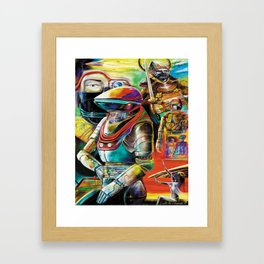 Genesis•2 Framed Art Print