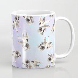 Pastel Space Pups Coffee Mug