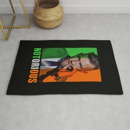 Conor Mcgregor Notorious Rug