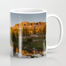 Alaska Basin Sunset Coffee Mug