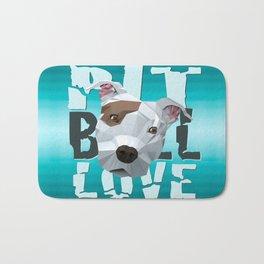 Pit Bull Bath Mat