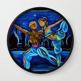 Arabian Dance  Wall Clock