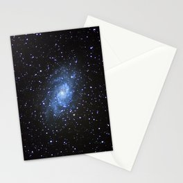 Triangulum Galaxy Stationery Cards