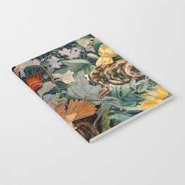 Birds and snakes Notebook