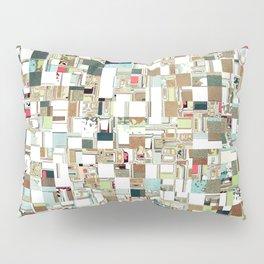 Geometric Textured Jumble Pillow Sham