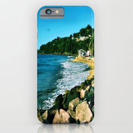 Childhood Roots iPhone Case