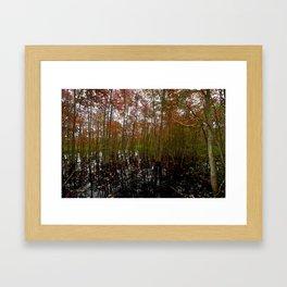 Fallin in Love Framed Art Print