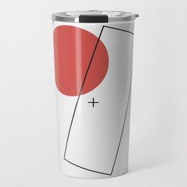 Suprematism – Artwork 1 Travel Mug