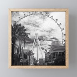 Linq'ed in Framed Mini Art Print