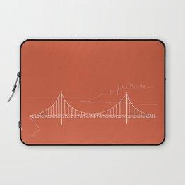 San Francisco by Friztin Laptop Sleeve