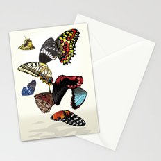 Butterfly Wings Stationery Cards