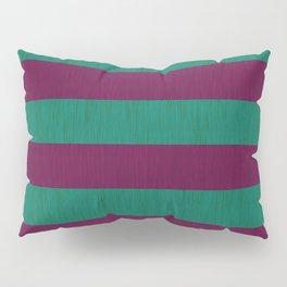 Magentamazonite Pillow Sham