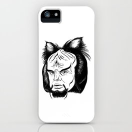 Woorf iPhone Case