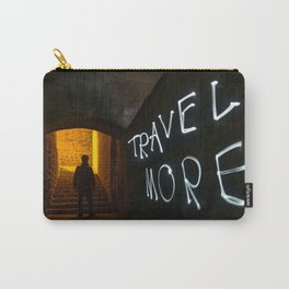 Travel More Carry-All Pouch