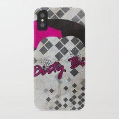 Dirty Bit Slim Case iPhone X