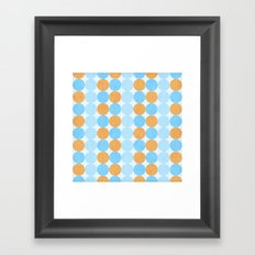 Something Fishy !  Framed Art Print