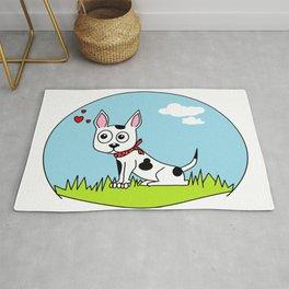 lovely doggie Rug