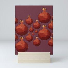 Pomegranate - Pallete I Mini Art Print