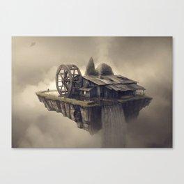 Perpetuum mobile Canvas Print