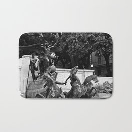 Littlefield Fountain Bath Mat