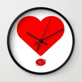Love! Wall Clock