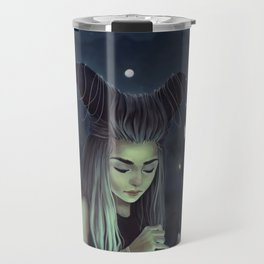 The Moon Witch Travel Mug