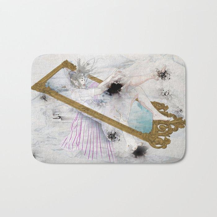 Looking-Glass Bath Mat