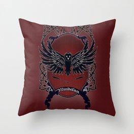 Mindelan Crest Throw Pillow