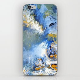 Ocean Deep iPhone Skin