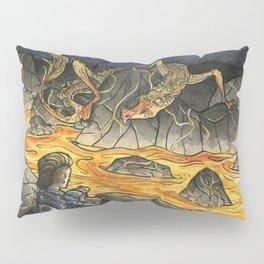 Alice & The Jabberwocky Pillow Sham