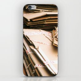 Haphazard iPhone Skin