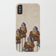 Mary-Kate Olsen iPhone X Slim Case