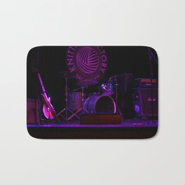 Neon Stage Bath Mat