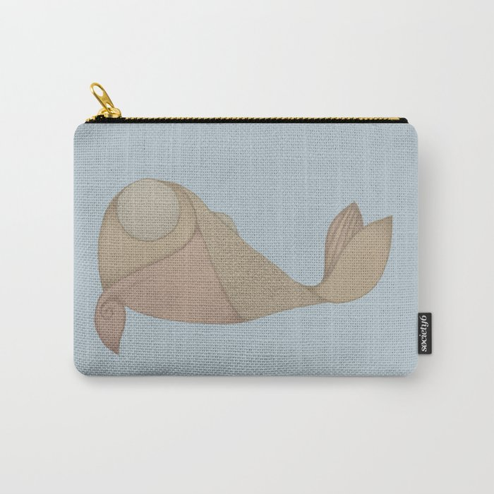 Pyramid Fish Carry-All Pouch