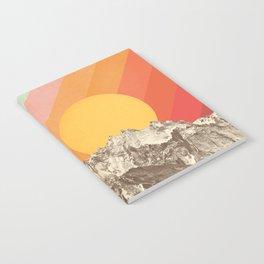Mountainscape 1 Notebook
