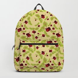 Butter Beauty and the Beets Backpack