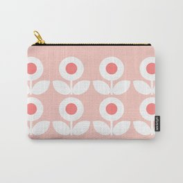 MCM Bloomin' In The Pink Carry-All Pouch