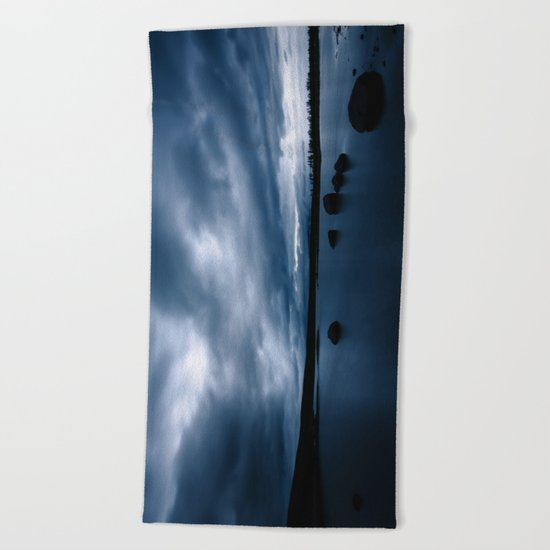 Foresight Beach Towel