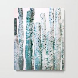 Posidonia Metal Print
