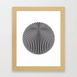 Ball Framed Art Print