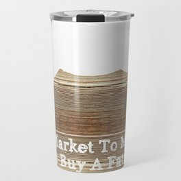 To Market Travel Mug