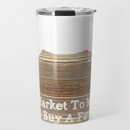 To Market Travel Mug