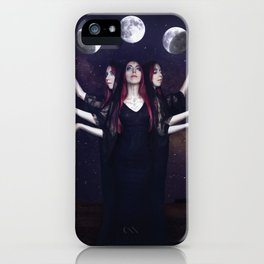 """""""Hecate"""" iPhone Case"""