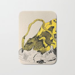 The Tree Trunk Man Bath Mat