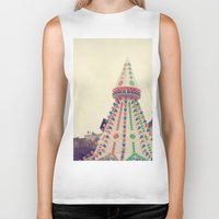 carnival Biker Tanks featuring Carnival by J Butterfield Photography
